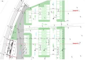 Parkplatz Lageplan